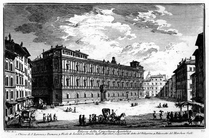 palazzo cancelleria