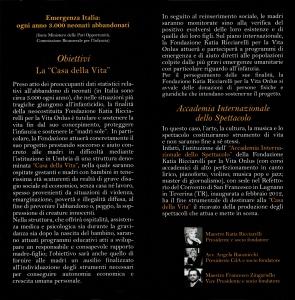 Fondazione Katia Ricciarelli