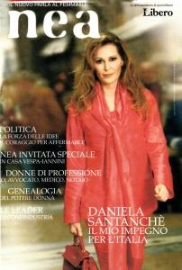 Magazine NEA - copertina