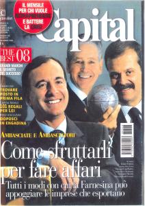 Capital - copertina